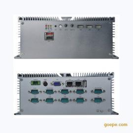 嵌入式无风扇工业电脑BOX-7180