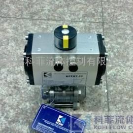 深圳市不锈钢气动球阀/气动阀门