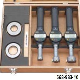 日本三丰568-981-10快测孔径千分尺套装