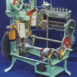 全铝制康明斯柴油发动机模型(配装A型泵)