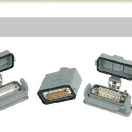 16针24针德国哈丁harting连接器、哈丁接插件