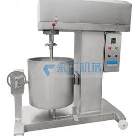 揭东永仁食品机械供变频调速打浆机