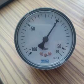 德国wika真空压力表型号 EN837-3 德国威卡压力表