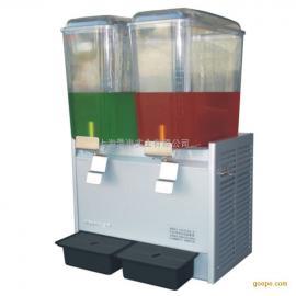 东贝冷热饮机 好乐系列LRPC18×2 双缸果汁机