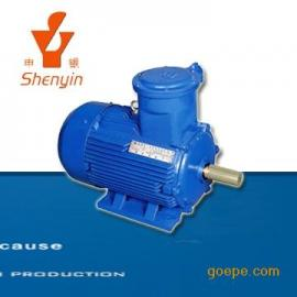 YB2系列防爆电机 隔爆型三相异步电动机