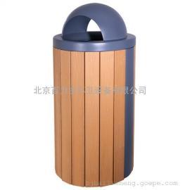 木条垃圾桶 公园垃圾桶 景区垃圾桶