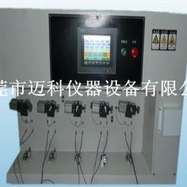 迈科推荐触摸屏线材弯折试验机,触摸屏线材摇摆试验机