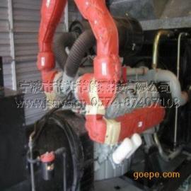 船舶发动机隔热套,汽油机排气管隔热套,
