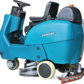 BA85BT洁驰驾驶式全主动洗地机|主动洗地机那个产品品牌好