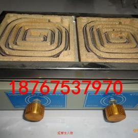 二/双联电子万用炉 2000W可调万用电炉 电子可调电阻炉 调温电炉