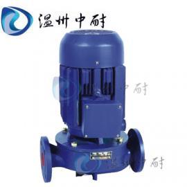 SG型单级管道增压泵,管道增压泵,立式管道泵