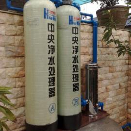 锅炉软化水设备,地下井水除垢设备(鑫煌水处理公司)