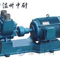 YHCB型圆弧式齿轮油泵,卧式齿轮泵,防爆齿轮泵