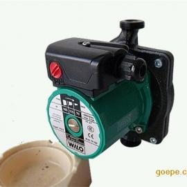 威乐屏蔽泵 小型水泵 家用取暖热水泵 RS-15/6
