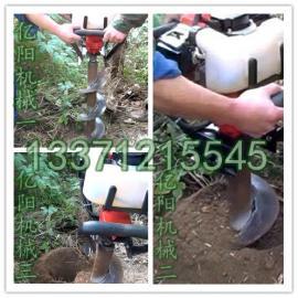 汽油机挖坑机 地钻植树挖坑机型号