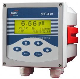 纯水在线PH计测定仪-耐高温型在线PH计分析仪