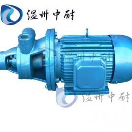 1W系列单级漩涡泵,直联式旋涡泵,防爆旋涡泵