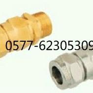 """BTL-G3/4""""防爆填料函用于钢丝编织、带状铠装电缆接头"""