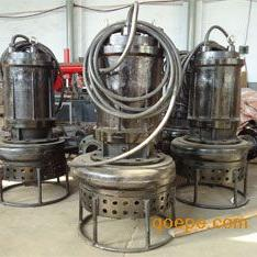 PSQ河道大口径耐磨采砂泵、抽砂泵、泥沙泵
