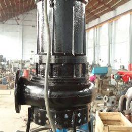 鲁达PSQ潜水搅拌清淤泵\耐磨泥沙泵\砂浆泵厂家