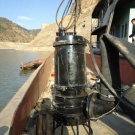 耐磨搅拌潜水泥沙泵
