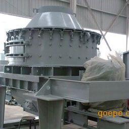 新型制砂机在砂石线生产中突出优势