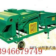 白桦5XFZ-15型水稻清粮机