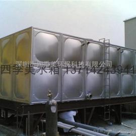 深圳水箱工厂制作安装不锈钢水箱