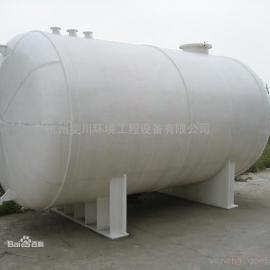 高强度聚丙烯卧式储罐