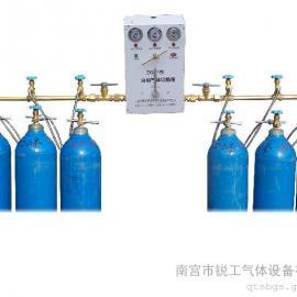 气体汇流排自动切换装置
