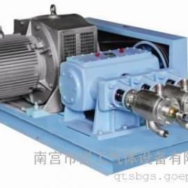 氩气低温液体充装泵