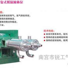 氧氮氩低温液体充装泵