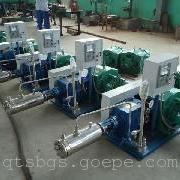 LNG低温液体充装泵