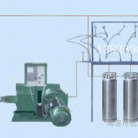 充杜瓦瓶用低温液体泵