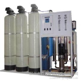 不锈钢软化水除垢设备(鑫煌水处理公司)