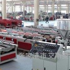 PVC、PE、PP木塑型材生产线 ,张家港木塑塑木设备厂家