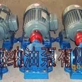 YCB-G保温齿轮泵 YCB-G型保温圆弧泵 保温圆弧泵