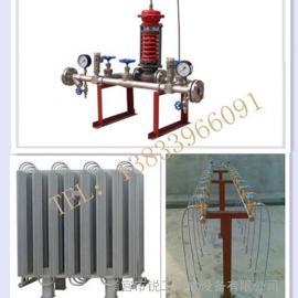 空温式汽化器,稳压装置,汇流排
