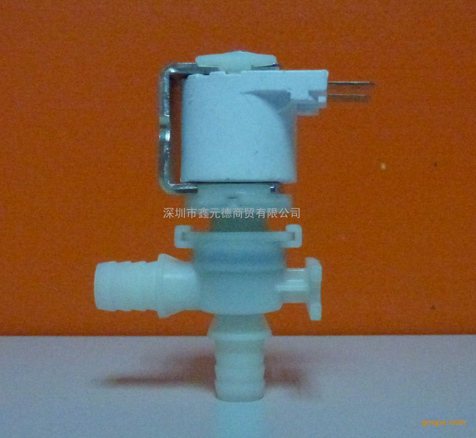 供应塑料排水阀,不需要压力启动,110v排水阀