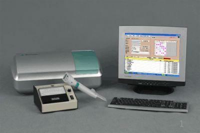 细菌鉴定仪