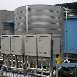 出租节能热水系统 宾馆酒店学校浴场SPA馆热水器 低价热水设备