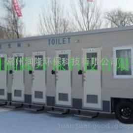 车载式环保移动厕所