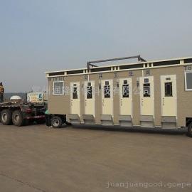 无锡车载式泡沫环保厕所