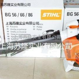 斯蒂尔吹风机 BG86 STIHL手提吹风机 风力灭火机