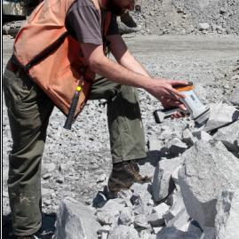 便携式光谱矿石分析仪