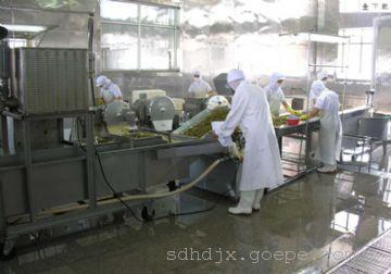 产品展示 清洗设备 酱菜脱盐机                    品牌:天翔 ;加工