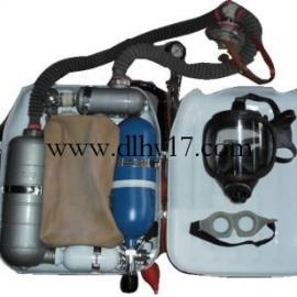 CH-HYF隔绝式负压氧气呼吸器