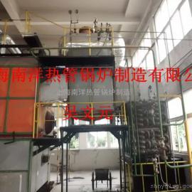 蒸汽锅炉烟气余热回收