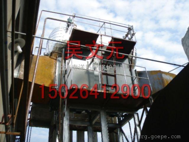 导热油炉烟气余热回收|热管余热回收器