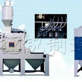 DR-1210三角带输送式自动喷砂机、松原吹砂机、辽源吹砂机、